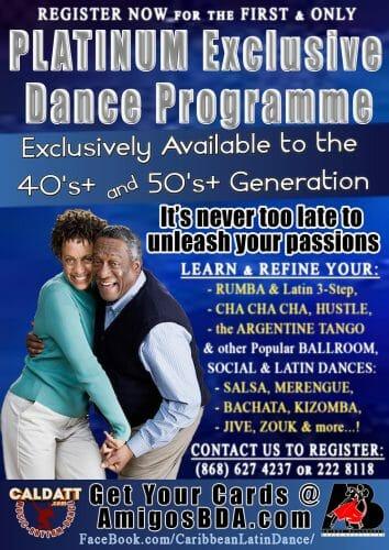 Amigos Bailadores Platinum Dance Programme