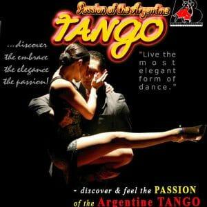 Amigos Bailadores Argentine TANGO Dance Programme