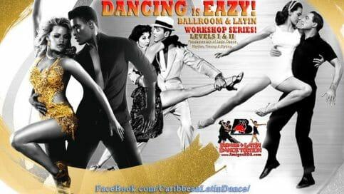 Salsa, Kizomba & Bachata Crash-Course (CC) Dance Workshops - www.AmigosBDA.com